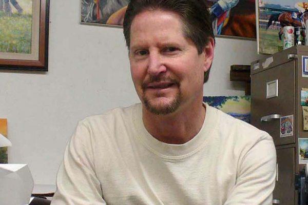 Dad Close up in studio, 09